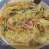 リンガーハットの野菜たっぷりちゃんぽんのボリュームに驚くも、あれが気になる!
