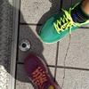 代休は東京マラソン試走第2弾! 暑さに弱い男と走る