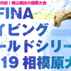 FINAダイビングワールドシリーズ2019相模原大会 3月1日~3日開催!