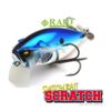 【RAIDJAPAN】ペラ装着のサブサーフェイスルアー「スクラッチ」次回出荷分予約受付開始!