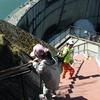 黒部ダムに生まれて初めて行ってきた。