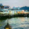 フィルム写真-タイ、逢魔時、黄昏時