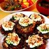 なまり節入り☆高野豆腐と自然薯の低糖質お好み焼き
