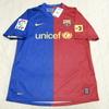 ユニフォーム その215 バルセロナ 2008-2009シーズン ホーム用 半袖 メッシ