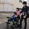 歩けない息子の足代替モビリティ開発記②  ~手を繋いで一緒に散歩~