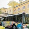 セレブレーションホテル→ディズニーリゾートへのバス時刻表と注意点