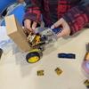 小学生がシステミングを使ってロボット設計
