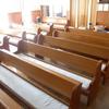 礼拝堂の長椅子ほしい方