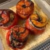 家政婦のしまさんのトマトのファルシ♪