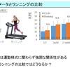 自転車運動とランニングのきつさは同じ? 〜スロージョギング®︎特別講義 8〜