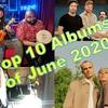 「2020年6月ベストアルバムTOP10」感想