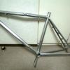 自転車制作日誌 第10回 フレーム塗装