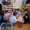 墨江丘中学校 職場体験