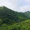 遥かなる旅路、8月の大朝日岳②