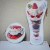 Q-pot CAFE. BOOK(キューポットカフェブック)【付録】パフェ&マカロン本物そっくりポーチ2点SET