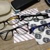 働く目のためにZoffのブルーライトカットのメガネを買った