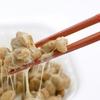 薄毛対策に良い食べ物と良い食べ合わせには「納豆」と「鶏の胸肉」