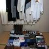 服を全部並べると…いろいろなことが見えてくる。
