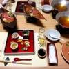 淡路インターナショナルホテル サンプラザの夕食(部屋食)と朝食(娘の初めての旅行@淡路島8)
