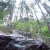 天王岩ボルダー