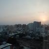 台南 シャングリラホテルからの眺めです