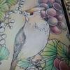 鳥を塗ってみた~の巻き