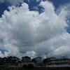青い空と白い雲~その19『梅雨明けですね🌻』