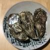 1月のささやかな贅沢 牡蠣とお菓子