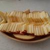 オーブントースターでかんたん焼きりんご