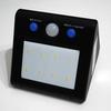 エルパ LEDセンサー ソーラー式ウォールライト レビュー