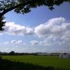 梅雨の晴れ間の土曜日と 「父の日」の日曜日