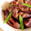 塩麹豚軟骨とたけのこの煮物【豚軟骨レシピ】