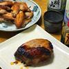 自宅で焼き豚作りに挑戦しましたが、、、次回はこの失敗を糧に頑張ろう!