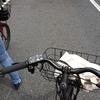 会社のランチタイムに、自転車ツーリング!