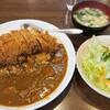 とんかつレストラン かつ栄/カツカレー