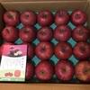 山形県 天童市からふるさと納税のお礼品が到着: ラ・フランス&サンふじ詰合せ10kg