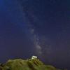 🌌野島崎灯台 絶品の天の川撮影