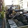#バイク屋の日常 #ホンダ #ズーマー #配送 #AF58