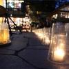 草津キャンドルライトイベント【夢の灯り】