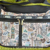 LeSportsac ハムレット Deluxe Everyday Bag