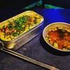 メスティンで簡単キャンプ飯!【ツナの和風炊込み飯】と【ぽんかす丼】