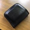 盆休みに入ったので自分用のお財布を作りました。など。