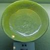 緑釉陶器の花文①