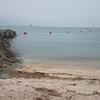 海水のミネラルがアトピー肌に効くと聞いたので御立岬の海水浴場に行ってきた
