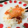 極上【1食607円】北極圏生サーモン巻き生筋子いくら醤油漬けごはん簡単レシピ