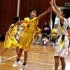 バスケ・ミニバス写真館56 一眼レフで撮影したバスケットボール試合の写真