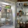 貧乏性の冷蔵庫の中身はこんなです。