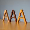 木製の切り文字も看板マートで製作可能です!