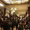 カフェ・トルトーニへ行った。
