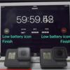 GoProの撮影時間をリアル実験!HERO6 VS HERO5をバッテリー持ちを対決させてみた。